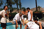 Employee retention can be improved by training your team at a luxury resort.